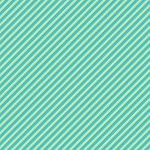 Blue & Green Diagonal Stripe Paper