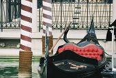 Gondolas Venitian Hotel