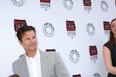 LOS ANGELES - APR 12:  Lorenzo Lamas arrives at Warner Brothers