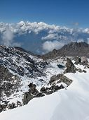 picture of surya  - View from Surya Peak - JPG