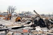 SuperStorm Sandy - três meses mais tarde