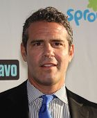 LOS ANGELES - AUG 02:  ANDY COHEN arriving to Summer 2011 TCA Party - NBC  on August 02, 2011 in Bev