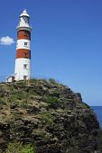 Lighthouse in Mauritius