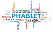 Word Cloud - Phablet