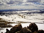 picture of beartooth  - Montana - JPG