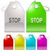Stop. Raster tags.