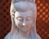 Guanyin. Bodhisattva Statue