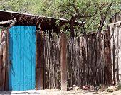 Blue Door For Steph