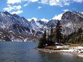 Alpine Lake (indian Peaks)