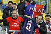 Fc Paris Saint-germain Team Supporters