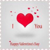 I love you Valentine's Day graphics