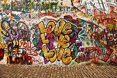 Love On The Lennon Wall