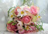 Details Of Wedding Bouquet