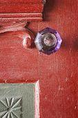Crystal Doorknob