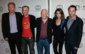 NEW YORK-OCT 4: The cast of 'The Americans' during 2013 PaleyFest: Made In New York at Paley Center