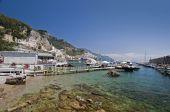 Amalfi Transparent Water