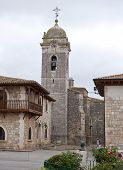 Bell Tower Of Boadilla Del Camino
