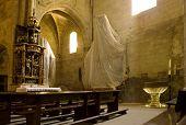 Interior Of Granon Church