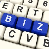 Biz Keys Show Online Or Internet Business
