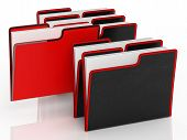 Files Meaning Organising And Paperwork