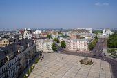 picture of bohdan  - Square in the center of Kiev Ukraine - JPG