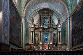 Catholic Church's Altar
