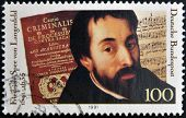 GERMANY - CIRCA 1991: A stamp printed in Germany shows Friedrich Spee von Langenfeld circa 1991