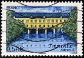 FRANCE - CIRCA 2006: stamp printed in France shows Thionville Moselle circa 2006