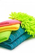 Colorful Cloths Microfiber And Towels