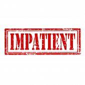 Impatient-stamp