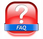 faq frequently asked questions and answers search and find information question and answer button or
