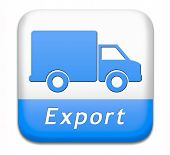 export international freight transportation and global trade logistics world economy exportation of