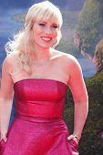 LOS ANGELES - MAR 22:  Natasha Bedingfield at the Pirate Fairy Movie Premiere at Walt Disney Studios