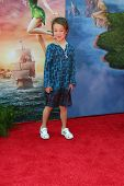 LOS ANGELES - MAR 22:  Aubrey Anderson-Emmons at the Pirate Fairy Movie Premiere at Walt Disney Stud