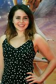 LOS ANGELES - MAR 22:  Mae Whitman at the Pirate Fairy Movie Premiere at Walt Disney Studios Lot on