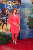 LOS ANGELES - MAR 22:  Christina Hendricks at the Pirate Fairy Movie Premiere at Walt Disney Studios