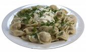 image of high calorie foods  - food Russian food national food dumplings, 