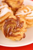 Zeppole Of Saint Joseph's Day