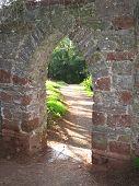 Pathway Gateway Arch