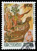 Sri Lanka stamp 1979
