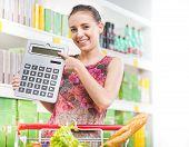 Budget Friendly Shopping At Supermarket