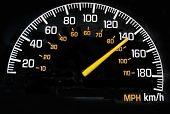 speedometer 140kph