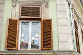 Rustic Old Window