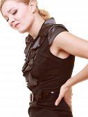 picture of sick kidney  - Backache - JPG