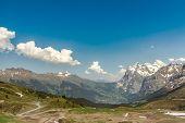 View From Grindelwald, Switzerland