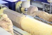 Woodworking milling CNC machine
