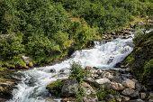 River In Geiranger