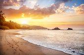 Om Beach In India