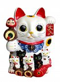 picture of talisman  - Chinese Cat  - JPG