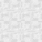 Electronic Background Pattern